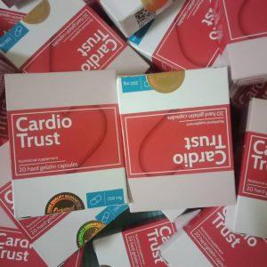 CardioTrust - รีวิว - pantip - ราคา