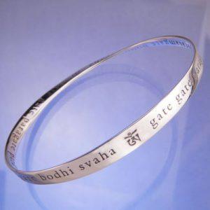 Heart Sutra Bracelet - การเรียนการสอน - สั่ง ซื้อ - หา ซื้อ ได้ ที่ไหน