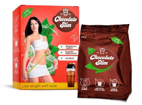 Chocolate Slim - สำหรับลดความอ้วน - Thailand - พัน ทิป - lazada