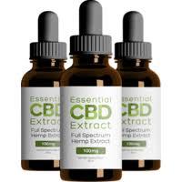 Essencial CBD Extract - ดีท็อกซ์ร่างกาย - พัน ทิป - รีวิว - ของ แท้