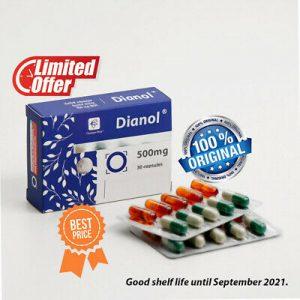 Dianol - สำหรับมวลกล้ามเนื้อ - ผลข้างเคียง - pantip