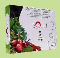 Solli - สำหรับลดความอ้วน- ผลกระทบ - หา ซื้อ ได้ ที่ไหน - สั่ง ซื้อ