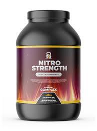 Nitro Strength - muscle supplement – ผลข้างเคียง – ราคา – ข้อห้าม