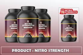 Nitro Strength – รีวิว – ของ แท้ – สั่ง ซื้อ